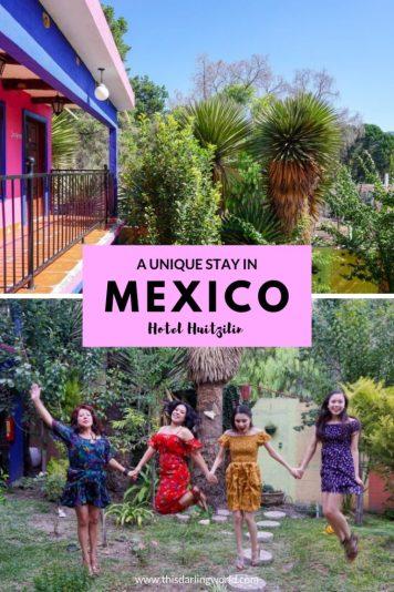 A Unique Stay in Coahuila, Mexico: Hotel Huitzilin