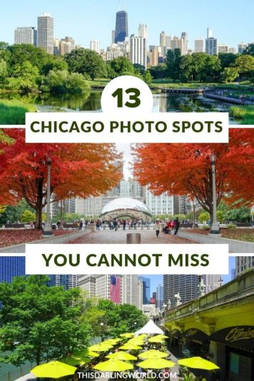 Best Chicago Photography Spots You Won't Want to Miss