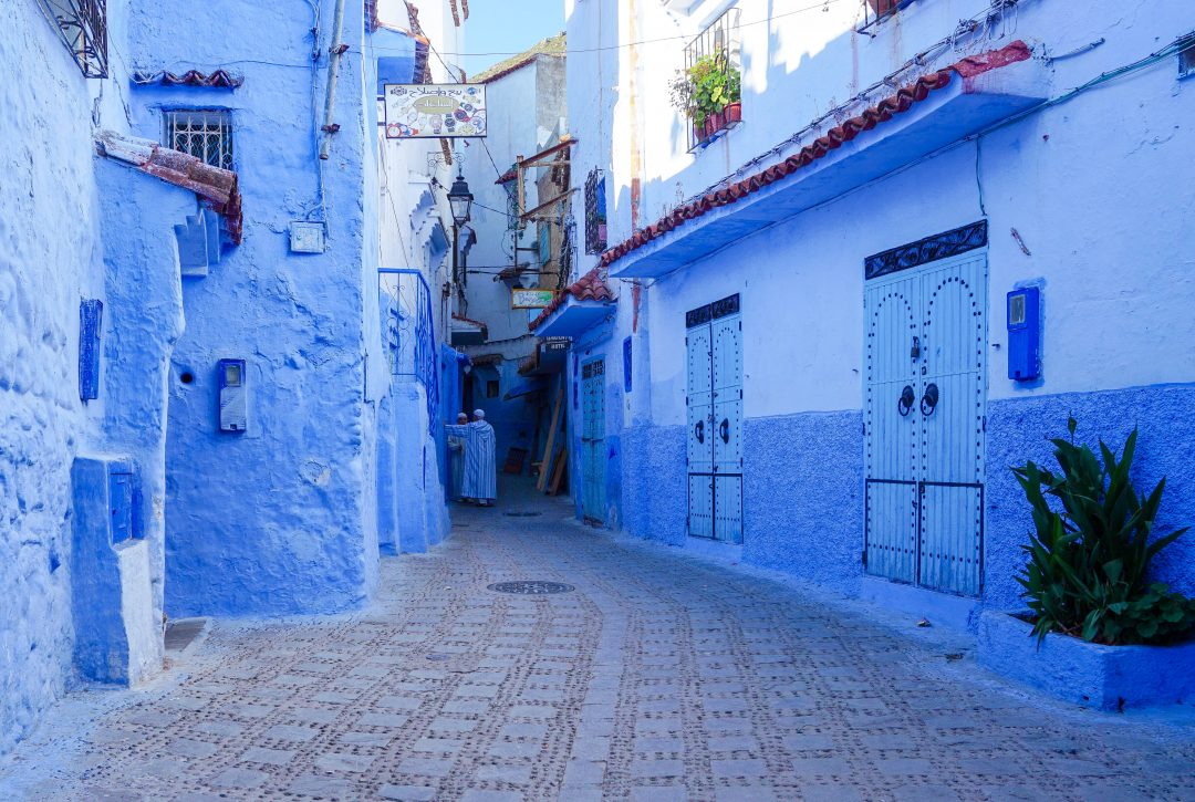 Chefchaouen, Morocco: Visit the Blue City - This Darling World