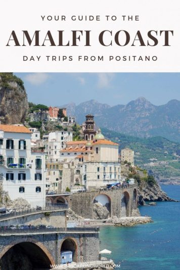 Amalfi Coast Towns: Day Trips From Positano