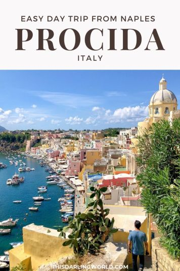 Naples to Procida: An Easy Guide on How to Visit This Beautiful Island