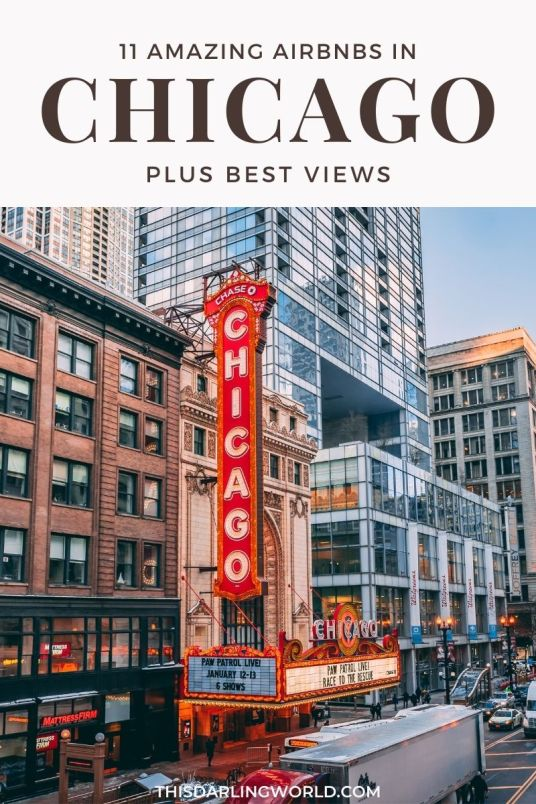 11 Amazing Airbnbs in Chicago (Including the Best Views)