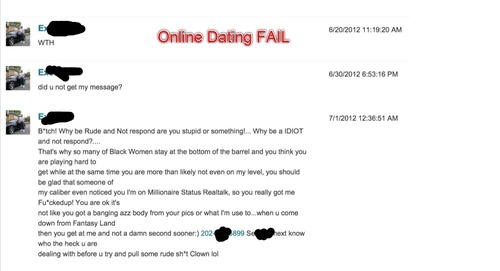 Handling rejection online dating