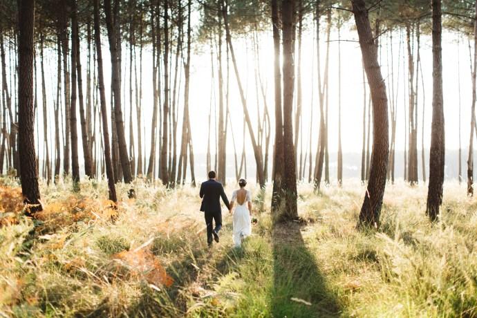 Bertille & Jean Baptiste - SW France. Destination Wedding - This Day Forward