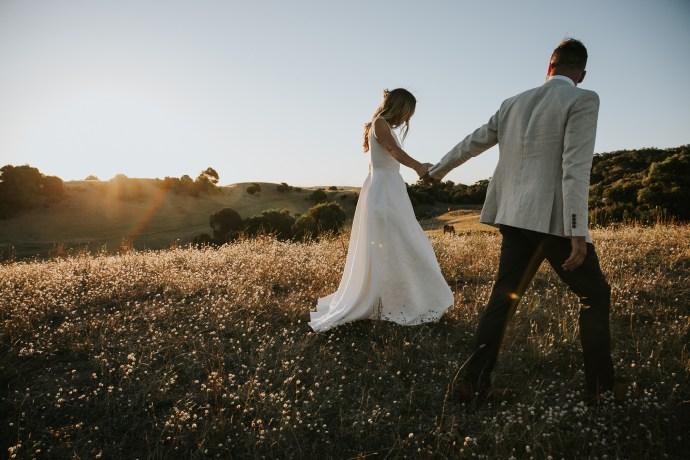 Em & Tristan - Mornington Peninsula , Wedding Photography