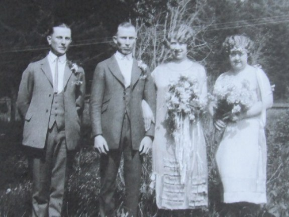 great grandad wedding