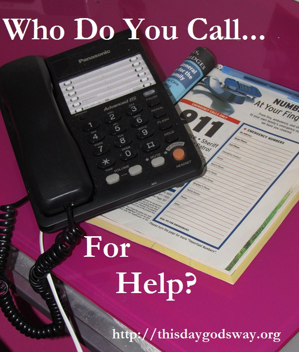 Have You Ever Called for Help and No One Answered?
