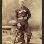 For a record price of $10,000, the Cubs, then known as the White Stockings, sell current National League batting champ and future Hall of Famer Mike King Kelly to the Beaneaters. The popular box office draw, who will earn his nickname King while playing in Boston, will continue to be productive, hitting .311 for a three-year span during his first tenure with the team.