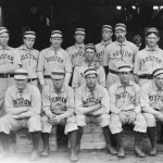 1903- TheBoston Americanstake - and hold - theAmerican Leaguelead. They will finish 14 1/2 games ahead of thePhiladelphia Athletics.