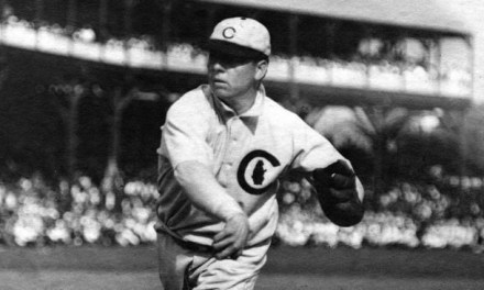 InChicago, the Cubs beat theGiantsagain, 3 – 2, to record their 8th straight win. It isThree Finger BrownbestingChristy Mathewsonagain, allowing five Giants hits and giving up six walks.