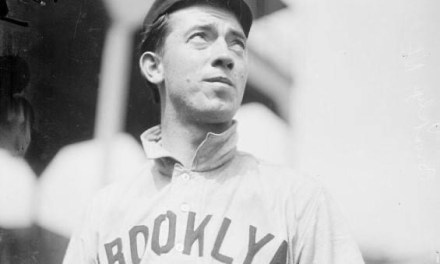 In the first game of a doubleheader, Brooklyn swipes six bases in a 7 – 0 win over the Cards, who steal two bases. With lefthander Jim Pastorius pitching in the second game, Brooklyn C Bill Bergen then throws out six (erroneously listed as 7) of eight base-stealing Cardinals in a 9 – 1 St. Louis victory. Bergen's mark is a 20th century high, twice tied in 1915.
