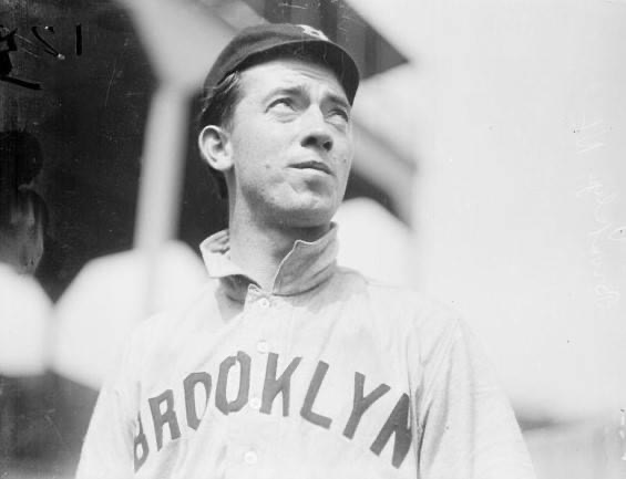 In the first game of adoubleheader,Brooklynswipes six bases in a 7 – 0 win over theCards, who steal two bases. With lefthanderJim Pastoriuspitching in the second game, Brooklyn CBill Bergenthen throws out six (erroneously listed as 7) of eight base-stealing Cardinals in a 9 – 1 St. Louis victory. Bergen's mark is a20th centuryhigh, twice tied in1915.