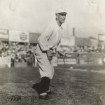 On August 18, 1909, the Giants' Arlie Latham became the oldest player to steal a base in MLB at 50 years, 5 months old