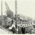 The Federal Express of the New York, New Haven, and Hartford Railroad, carrying theSt. Louis CardinalstoBoston, plunges down an 18-foot embankment outsideBridgeport, CT, killing 14 passengers. The team's Pullmans were originally just behind the baggage coaches near the front. When noise prevented the players from sleeping, managerRoger Bresnahanrequested the car be changed. The day coach that replaced the players' car is crushed and splintered. The players help remove bodies and rescue the injured, then board a special train toBoston, where the day's game is postponed. The railroad pays each player $25 for his rescue work and for lost belongings.