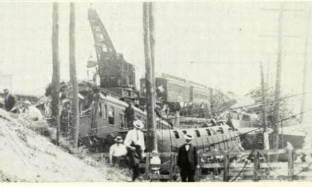 The Federal Express of the New York, New Haven, and Hartford Railroad, carrying the St. Louis Cardinals to Boston, plunges down an 18-foot embankment outside Bridgeport, CT, killing 14 passengers. The team's Pullmans were originally just behind the baggage coaches near the front. When noise prevented the players from sleeping, manager Roger Bresnahan requested the car be changed. The day coach that replaced the players' car is crushed and splintered. The players help remove bodies and rescue the injured, then board a special train to Boston, where the day's game is postponed. The railroad pays each player $25 for his rescue work and for lost belongings.