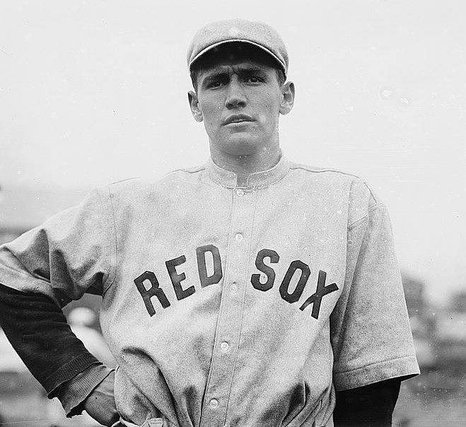In Boston,Smoky Joe Woodfires a two-hitter atNew York, winning, 6 – 0. TheBostonace strikes out 10 in winning his 33rd game.