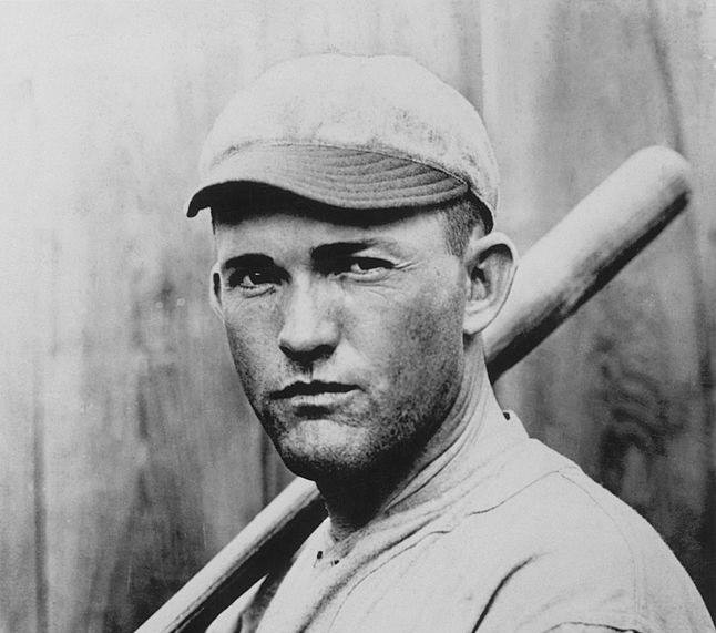 Rogers Hornsby makes his major league debut for theCardinals
