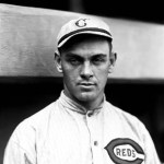 Reds rookie righthander Hod Eller fans the side on nine pitches in the 9th inning, beating the Giants 7 - 5, and breaking Slim Sallee's 10-game winning streak.
