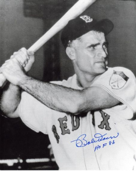 Hall of FamerBobby Doerrpasses away inJunction City, ORat the age of 99