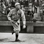 TheAmerican Leagueseason opens withBabe Ruthpitching a four-hit, 7 - 1, victory over thePhiladelphia Athletics