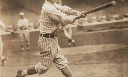 Former major leaguer Eddie Grant is killed while serving in World War I