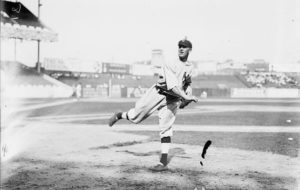 Ray Caldwell is electrifying pitcher for the Red Sox