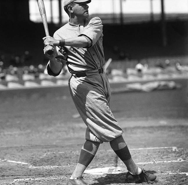 Babe Ruth hits home run No. 26 off Jack Quinn in New York, breaking Buck Freeman's 1899 home run mark of 25.