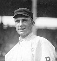 Stan Coveleski of the Cleveland Indians wins his third game of the World Series