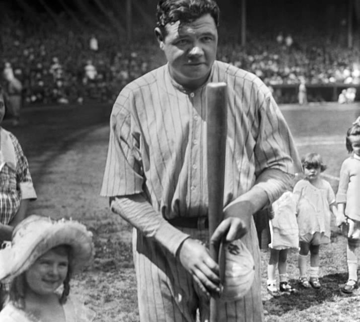 Babe Ruthhits home runs number 57 and 58 plus a double and a walk to beat theIndians, 8 – 7, and theYankeestake a two-game lead.George Burnsadds a triple and three singles for New York in the come-from-behind win. The Indians load the bases in the 9th inning butSteve O'Neillstrikes out on aCarl Maysfastball in the dirt to end it.