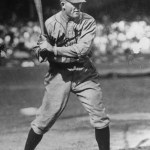 The Cards' Rogers Hornsby hits his 20th home run, tying Ken Williams of the American League for the major league home run leadership; the Cards whip the Reds, 12 - 4.