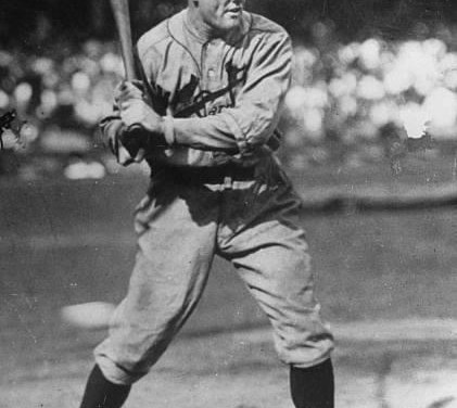 The Cards' Rogers Hornsby hits his 20th home run, tying Ken Williams of the American League for the major league home run leadership; the Cards whip the Reds, 12 – 4.