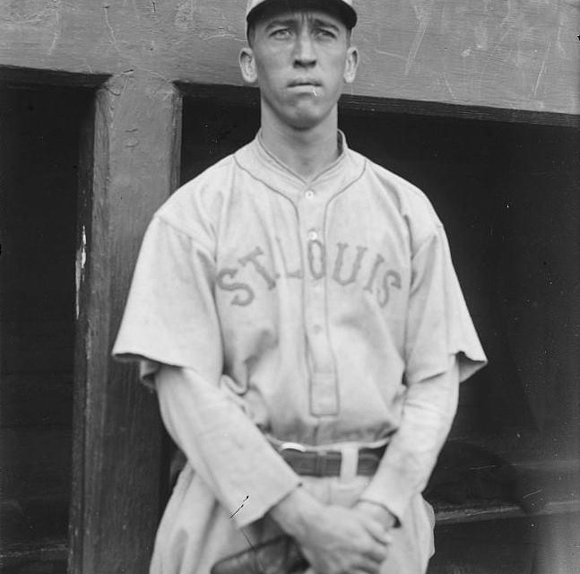 The first placeBrownsbeat the visitingA's, 9 – 5 behindRasty Wright.Baby Doll Jacobsonhomers twice to drive in five runs andPat Collinsadds a 3-run homer. 3BHerman Bronkiecontributes threeerrorsfor St. Louis, andJimmy Austinwill take over the hot corner tomorrow.