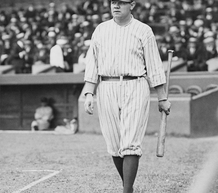 1922– After hitting home run number 28 in the 1st inning,Babe Ruthargues too strongly over a calledstrikein his next at bat, and he is thrown out of the game. He'll be suspended for the fifth time of the year, and is out for three days.