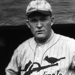 Rogers Hornsby sets a new National League single-season home run record with his 28th, eclipsing a 38-year-old mark set by Ed Williamson of the Chicago White Stockings in 1884. Hornsby's 6th-inning solo shot off Jimmy Ring provides St. Louis's sole means of support in this 9 - 1 Philly rout.
