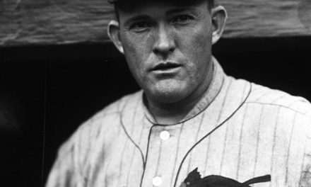 Rogers Hornsby sets a new National League single-season home run record with his 28th, eclipsing a 38-year-old mark set by Ed Williamson of the Chicago White Stockings in 1884. Hornsby's 6th-inning solo shot off Jimmy Ring provides St. Louis's sole means of support in this 9 – 1 Philly rout.