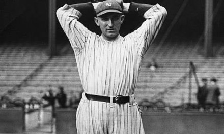 1923 – The Yankees sell Carl Mays (5-2), who is considered a troublemaker, to the Reds for $7500. The submariner will win 20 for the Reds next season.