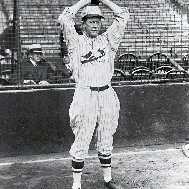 Grover Cleveland Alexander wins his 373rd and final game
