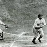 Babe Ruth becomes the first major leaguer to hit600 career home runs