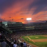 Solar eclipse darkens Fenway Park for 20 minutes