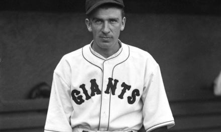 New York Giants come to contract terms with National League Most Valuable Player Carl Hubbell