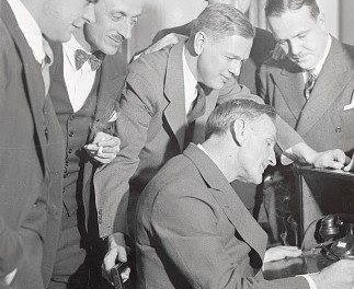 Brooklyn Dodgers coach Casey Stengel signs a two-year deal to manage the Dodgers