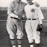 17-year-old pitcherEiji Sawamuragives up one hit, a home run toLou Gehrig, as the touring major leagueAll-Starswin inJapan, 1 - 0. At one point, Sawamura strikes out four futureHall of Famersin a row:Charlie Gehringer,Babe Ruth,Jimmie Foxx, and Gehrig. Also visiting Japan as part of the big league All-Stars, catcherMoe Bergshoots movie film showing the roofs ofTokyo. The film will allegedly be used as a guide by United States bombers duringWorld War II.