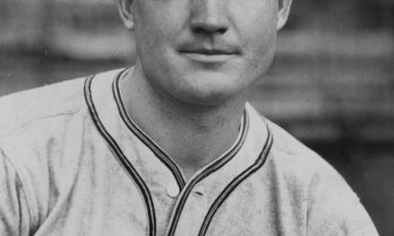 Future Hall of Fame first baseman Johnny Mize is born in Demorest, Georgia