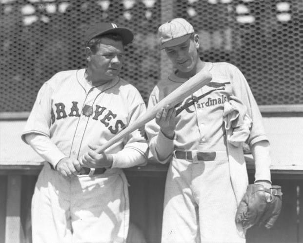 AtSt. Petersburg, theSt. Louis Cardinalsset aspring trainingrecord, drawing 6,467 in a match against theBoston Braves. The big draw isBabe Ruth, who hits a towering fly againstDizzy Dean, then, after Dean departs, laces two doubles into the overflowing crowd. The Cardinals win, 5 – 4.