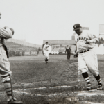 Babe Ruth hits the final three home runs - numbers 712, 713 and 714