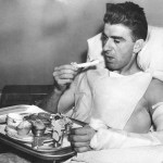 Carl Hubbellhas an arm operation for bone chips in his elbow and is finished for the season.