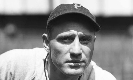 SluggerChuck Klein, who was released by thePittsburgh Pirates, signs for his third stint with thePhiladelphia Phillies.