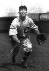 Earl Averill Cleveland Indians