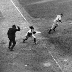 Mickey Owens drops strike 3