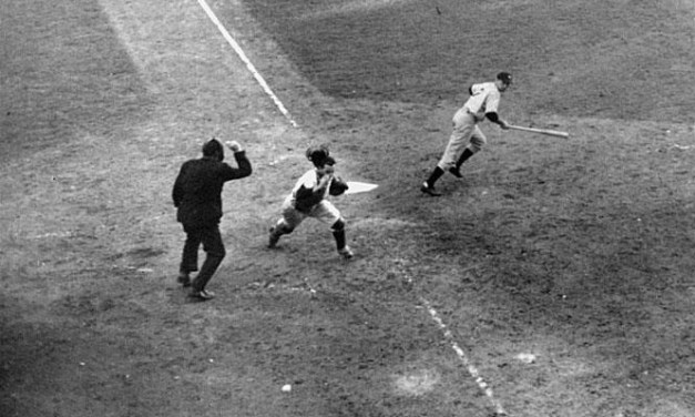 Mickey Owens drops the third strike